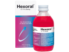 Hexoral<sup>®</sup> Lösung Produkt
