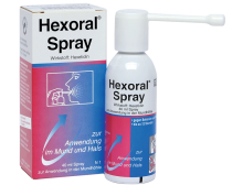 Hexoral<sup>®</sup> Spray Produkt